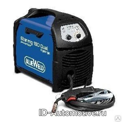 Сварочный полуавтомат BlueWeld Starmig 180 Dual Synergic, арт. 816411