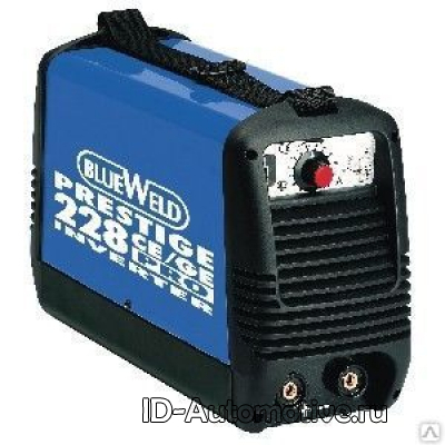 Инвертор дуговой сварки BlueWeld Prestige 228 CE/GE, арт. 815729