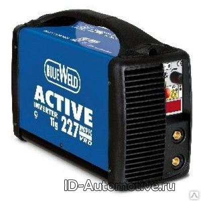 Инвертор дуговой сварки BlueWeld Active Tig 227 MV/PFC DC-LIFT VRD 852120
