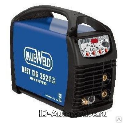 Инвертор аргонодуговой сварки BlueWeld BEST TIG 252 AC/DC HF/Lift, 816405