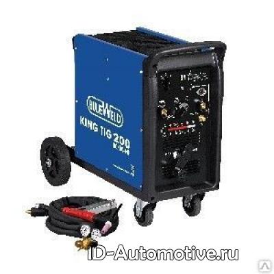 Инвертор аргонодуговой сварки BlueWeld King TIG 200 AC/DC, арт. 832200