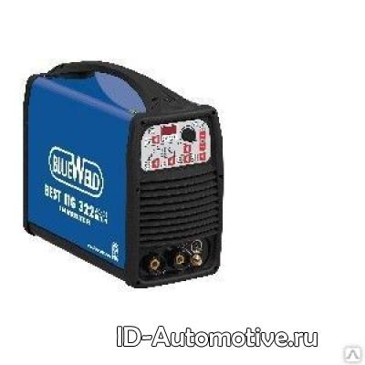 Инвертор аргонодуговой сварки BlueWeld Best TIG 322 AC/DC HF/Lift, 816311