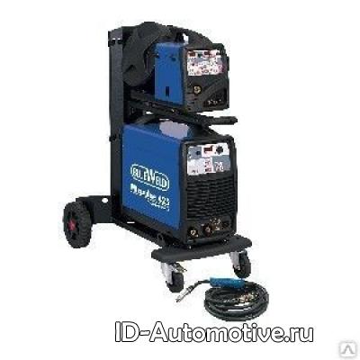 Cварочный инверторный полуавтомат BlueWeld Mixpulse 425, арт. 815888