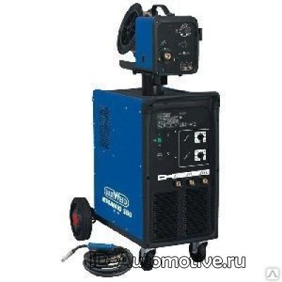 Cварочный полуавтомат BlueWeld Megamig 580 R.A., арт. 822463