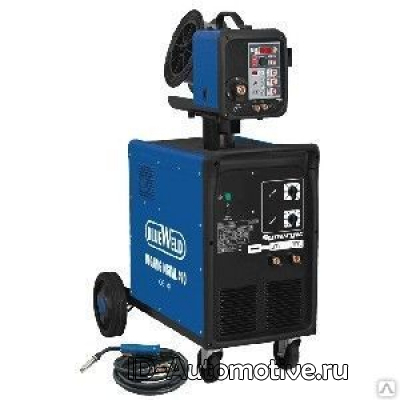 Cварочный полуавтомат BlueWeld Megamig Digital Synergic 490 R.A, арт 822473