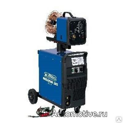 Cварочный полуавтомат BlueWeld Megamig 380, арт. 822459
