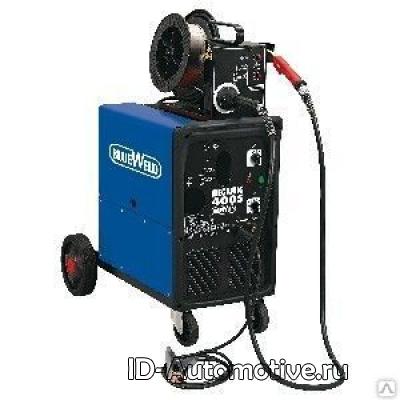 Cварочный полуавтомат BlueWeld Megamig 400S, арт. 827412