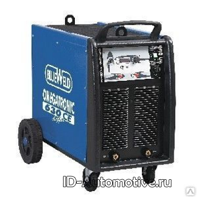 Аппарат дуговой сварки BlueWeld Omegatronic 630 CE, арт. 815806