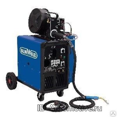 Cварочный полуавтомат BlueWeld Megamig 500S R.A., арт. 822470