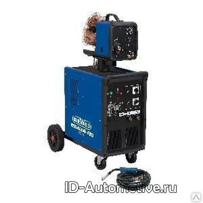 Cварочный полуавтомат BlueWeld Megamig 480, арт. 822475