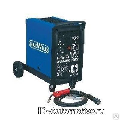 Cварочный полуавтомат BlueWeld Vegamig 250/2 Turbo, арт. 821428