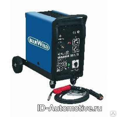 Cварочный полуавтомат BlueWeld Vegamig 251/2 Turbo, арт. 821472