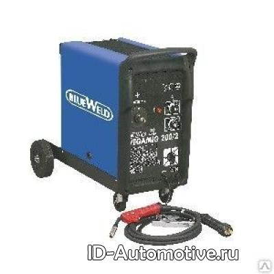 Cварочный полуавтомат BlueWeld Vegamig 200/2 Turbo, арт. 821470