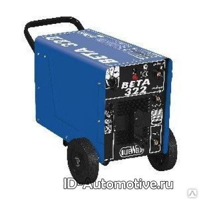 Аппарат дуговой сварки BlueWeld Beta 322, арт. 817200