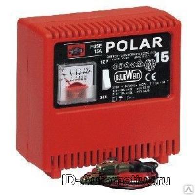 Зарядное устройство BlueWeld Polar 15, арт. 807626