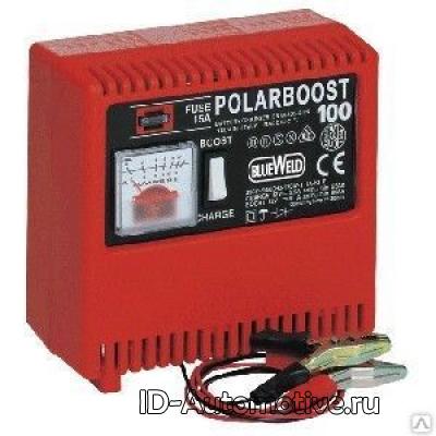 Зарядное устройство BlueWeld PolarBoost 100, арт. 807630