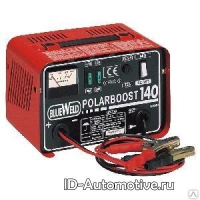 Зарядное устройство BlueWeld PolarBoost 140, арт. 807805