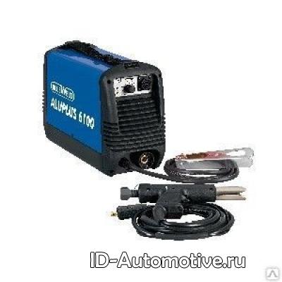 Аппарат контактной сварки (споттер) BlueWeld AluPlus 6100