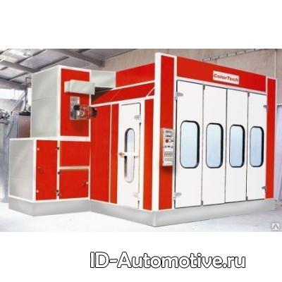 Камера для работы с легковыми автомобилями и внедорожниками СТ 7000 Н.С.