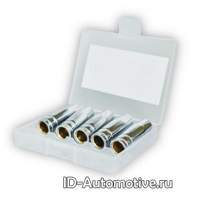 Набор газовых сопел O12 мм / 150A (5 шт.)