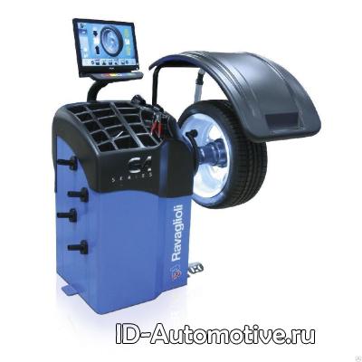 Балансировочный стенд автоматический G4.140R
