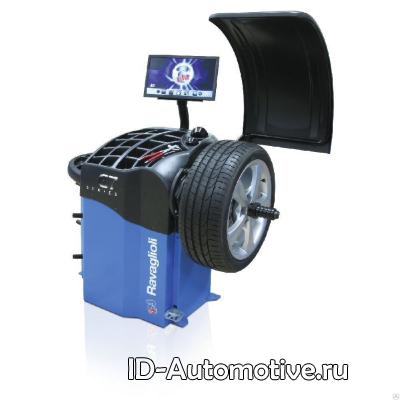 Балансировочный стенд автоматический GP7.340RS