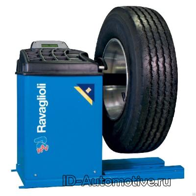 Балансировочный стенд для колес грузовых автомобилей GT2.120H