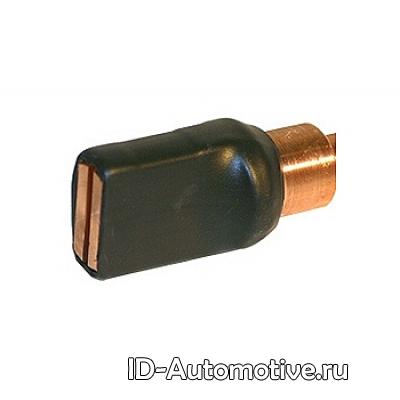 Электрод для прямых и скрученных колец