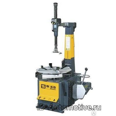 Стенд автомат шиномонтажный для легковых автомобилей Sice S45BASIC/380