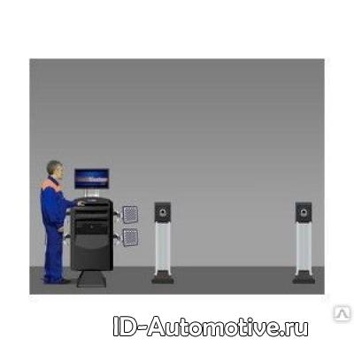 Стенд сход-развал 3D Техновектор 7202 М 1 A