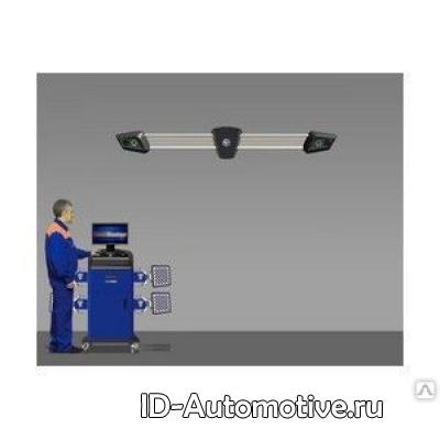 Стенд сход-развал 3D Техновектор T 7202 K 1 A