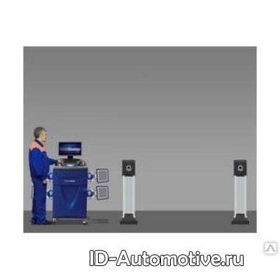 Стенд сход-развал 3D Техновектор V 7202 М 1 A