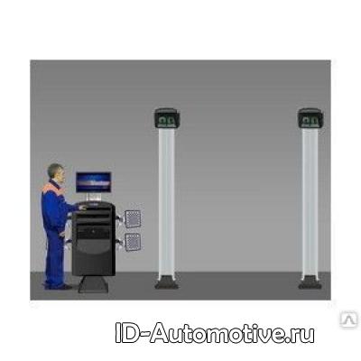 Стенд сход-развал 3D Техновектор 7204 H A