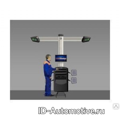 Стенд сход-развал 3D Техновектор 7204 T A