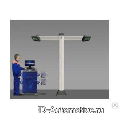 Стенд сход-развал 3D Техновектор V 7204 T A