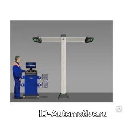 Компьютерный стенд сход-развал 3D Техновектор T 7204 T A