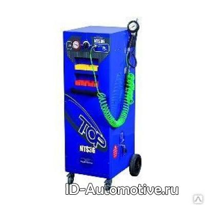 Мобильный генератор азота 200 л/мин. TopAuto-Spin, NTS120