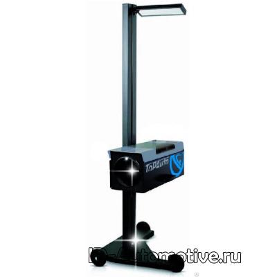 Прибор контроля и регулировки света фар TopAuto-Spin, арт. HBA26D