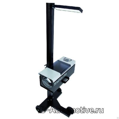 Прибор контроля и регулировки света фар TopAuto-Spin, арт. HBA29E