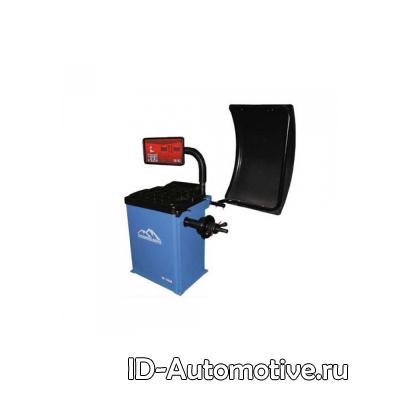 Балансировочный станок с выносным дисплеем, для колес до 70 кг, CB1950B