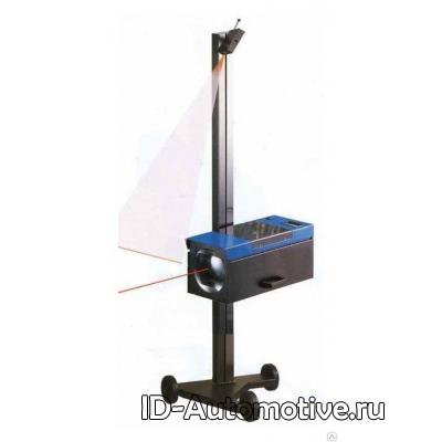 Прибор контроля и регулировки света фар PH2066/D/L2