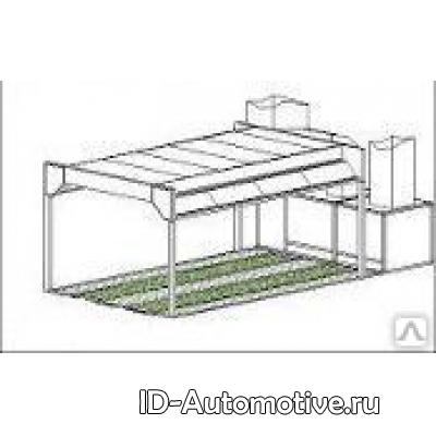 Пост подготовки для коммерческого транспорта CT-15000 BUS-PS