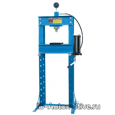 SD0808B пресс гаражный гидравлический на 30 тонн с ручным приводом