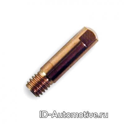 Наконечник токовый O0.8 мм для 150-А горелок для алюминия (10 шт.)