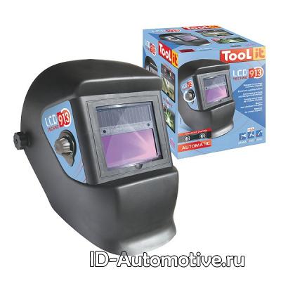 TECHNO LCD 9-13 Маска сварщика электронная