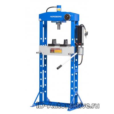 Пресс c пневмоприводом, усилие 20 тонн N3620A