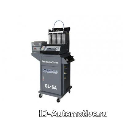 Установка для промывки форсунок двигателя GL-6A