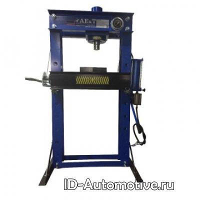 Пресс T61250A 50т с ручным и пневмоприводом