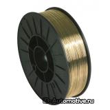 Проволока медно-алюминиевая CuAl8 / EN 12072 для пайки-сварки (0.8 мм, 5 кг)