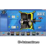 Полуавтоматический балансировочный стенд GP3.140R